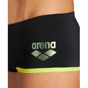 arena One Biglogo Low Waist Shorts Men, zwart